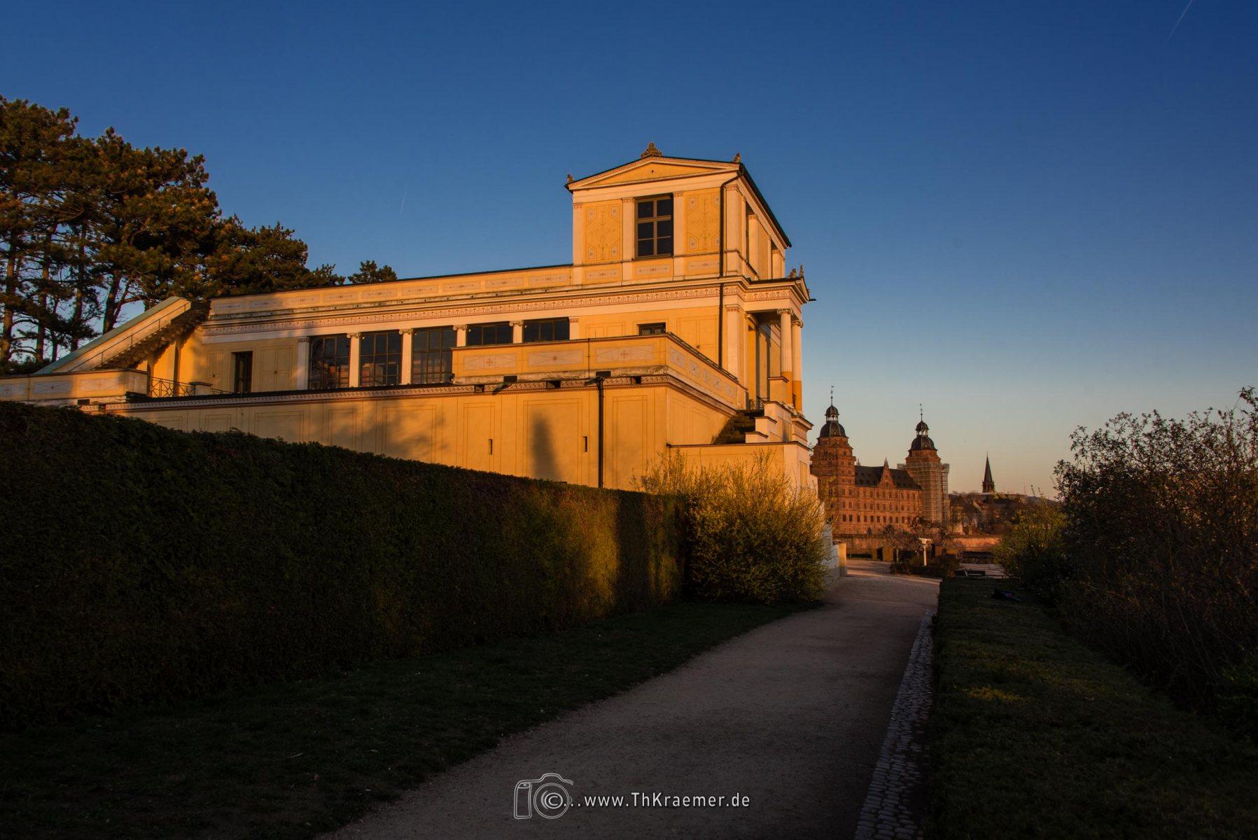 Aschaffenburg & Umgebung Pompejanum D75_2718