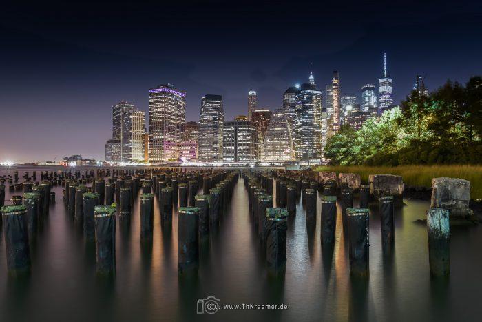 New York, Pier 1