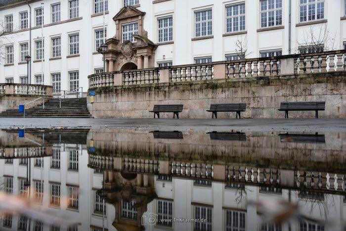 Offenbach, Spiegelungen