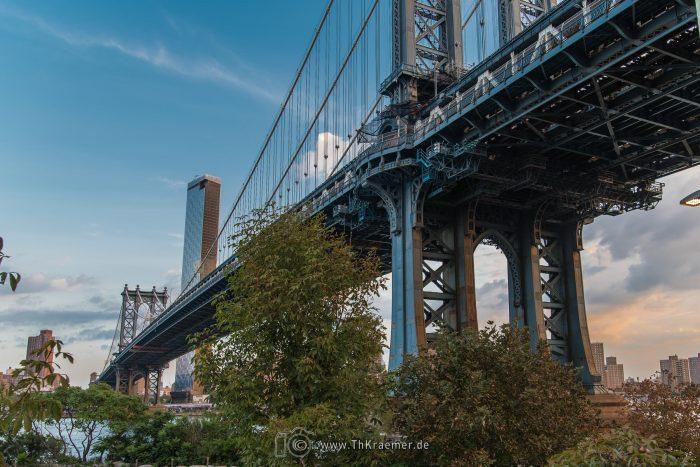 Manhatten Bridge, Dumbo, Sehenswürdigkeit