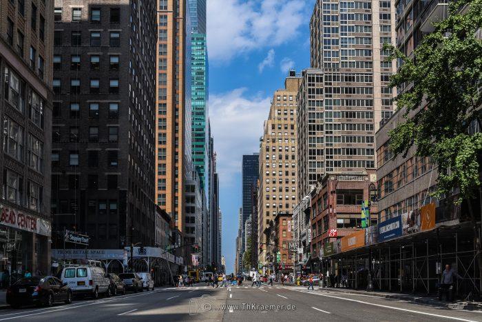 New York, Street